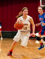 2016-01-29 7th Grade Girls LMMS vs NFMS